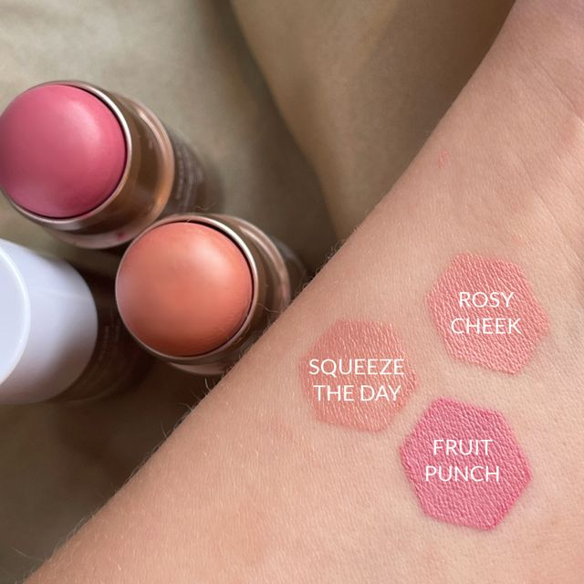 Cheeky Blush Multi-use - Squeeze the day